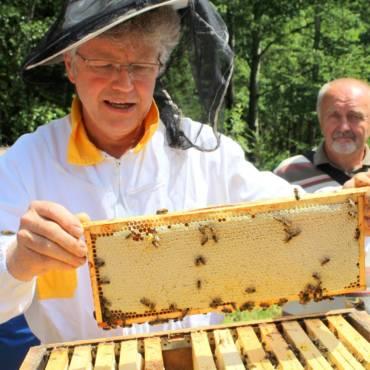 Pavel Cimala – der Bienenzüchter